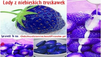 OdchudzanieJestProste.pl-przepis-na-lody-niebieskie-truskawki-350X200