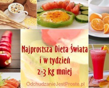 OdchudzanieJestProste.najprostsza-dieta-swiata-2-3-kg-mniej