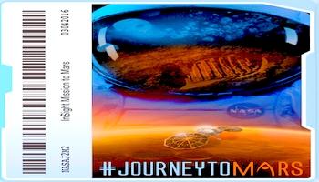 wyprawa na Marsa- 2016 rok- Lądownik InSight - karta pokładowa (fragment)