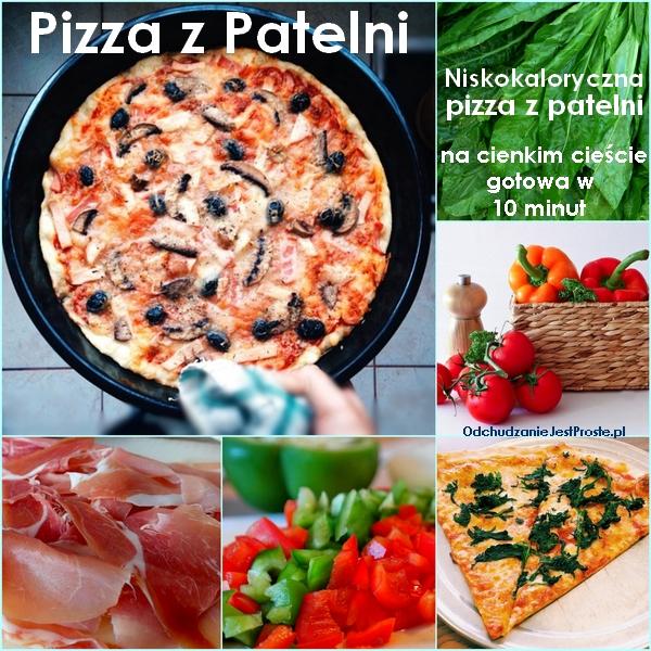 odchudzaniejestproste.pl-niskokaloryczna-szybka-na-cienkim-ciescie-pizza-z-patelni-w-10-minut-krok-po-kroku